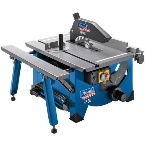 "Scheppach HS80 8"" Table Saw"