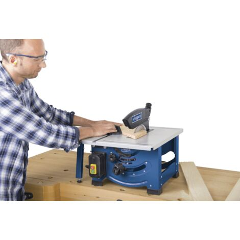 """main image of """"Scheppach HS80 8"""" Table Saw"""""""