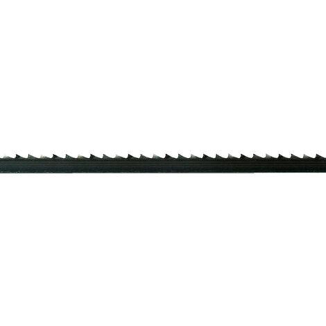 Scheppach Lame de scie à ruban - 6x0,36x1400mm | 6Z/Z | Convient pour HBS20