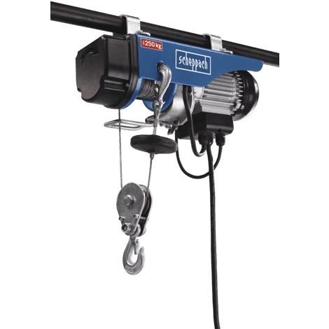 Scheppach - Palan électrique Capacité Maxi.: 400 Kg - HRS 400