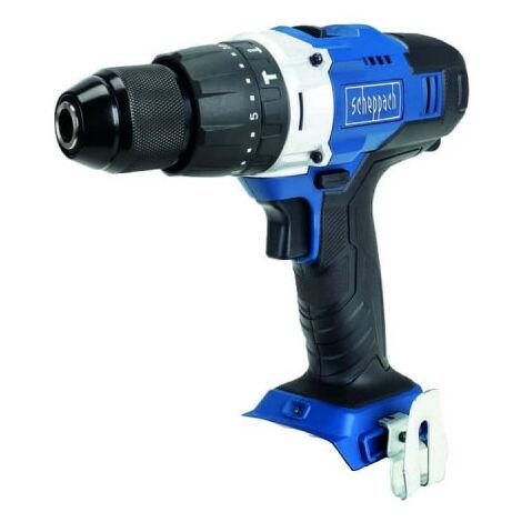 SCHEPPACH Perforatrice sans fil CCD45-20ProS - LED - 20 V sans chargeur ni batterie