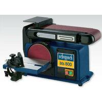 Scheppach - Ponceuse à bande Diam 150mm 370 W - BTS 800