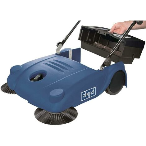 SCHEPPACH S700 SWEEPING MACHINE WITH 700 MM SWEEPING WIDTH