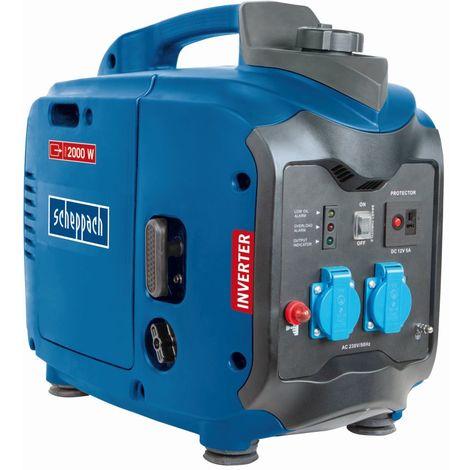 Scheppach SG2000 Inverter portable 2,86 PS 2 x 230V - 5906208901