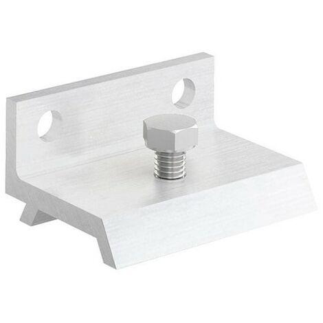 Schiebetürbeschlag SLID'UP 160, 170, 190 Montagewinkel, 1 Stk., 25 mm