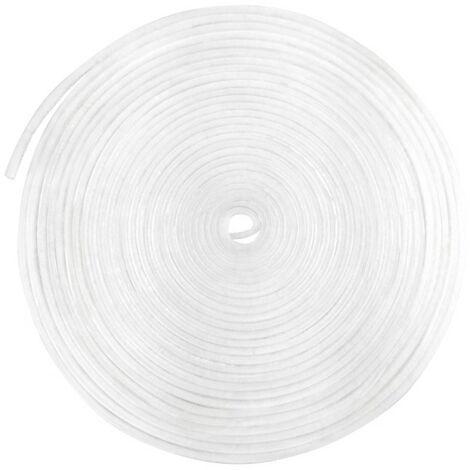 Schiebetürbeschlag Staubschutzbürsten kurze Borsten (4 mm), Länge: 11 m, Breite: 4,8 mm, verschiedene Farben