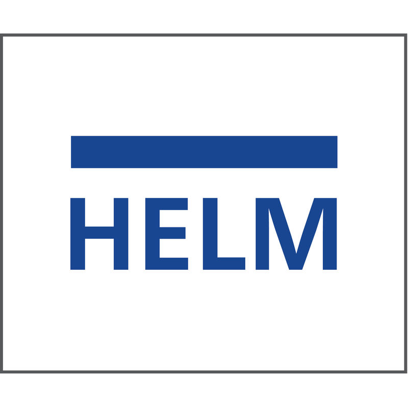 Helm Laufschiene f Schiebetore Pro 100 STA ZN