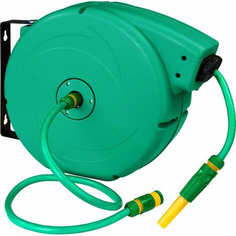 Schlauchaufroller - Schlauchhalter, Schlauchtrommel, Schlauchbox