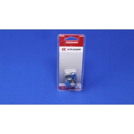 Schlauchschellen 11-16mm 2 Stück