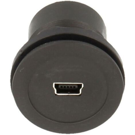 Schlegel MIni-USB-Einbaubuchsen 2.0 Buchse, Einbau Inhalt: 1St. D955701