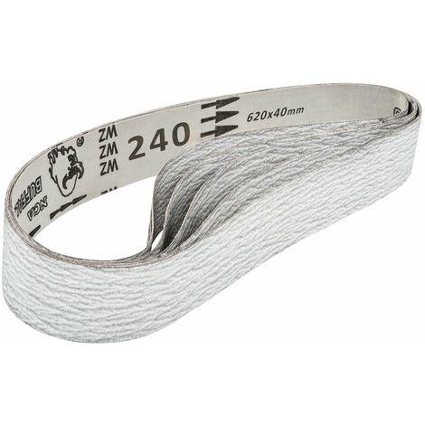 Schleifbänder Für Rohrbandschleifer Schweißnahtschleifer 620 X 40 mm 240