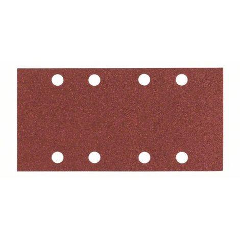 Schleifblatt C430, 93 x 186 mm, 240, 8 Löcher, 10er-Pack