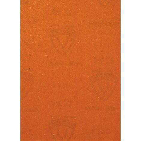 Schleifpapier PL 31 L280xB230mm K.80 f.Holz/Metall/Lack KLINGSPOR