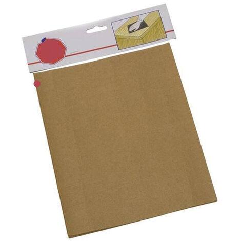 Schleifpapier-Set / Schleifpapier, 6-teilig