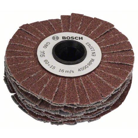 Schleifhülse 60 mm für Bosch Schleifroller PRR 250 ES Aufnahmeschaft