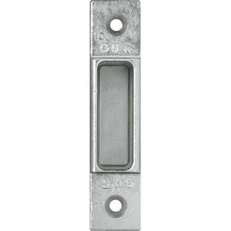 Schließplatte für Secury mit 20 mm Stulp