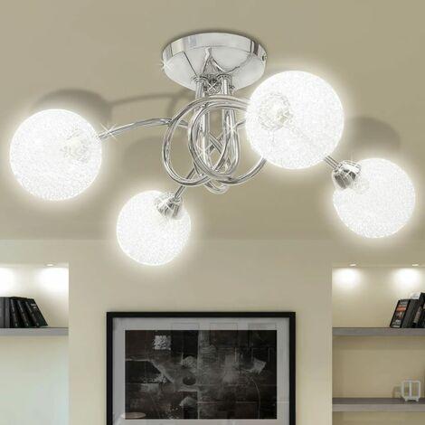Schlitz 4-Light 46cm Ceiling Spotlight by Ivy Bronx - Transparent