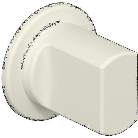 Schlüsselrosetten-Paar 306PBMNR 99 Ku.99m Schildst.1,5mm WC/FBM rd.HEWI