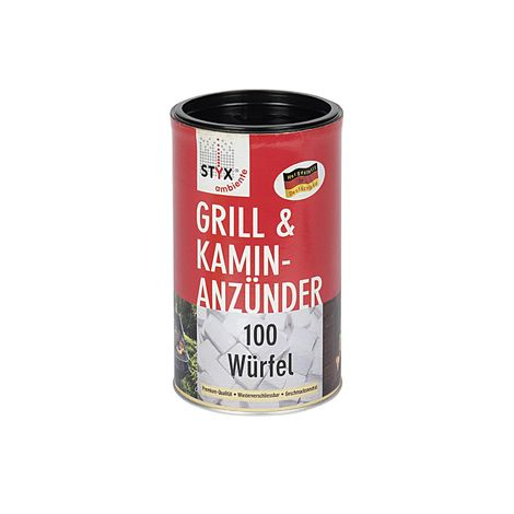 Schmalfuss Styx Grill & Kaminanzünder 100