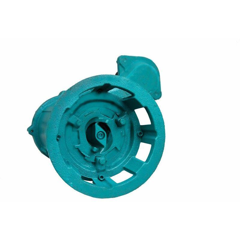 Schmutzwasserpumpe Fäkalienpumpe 1100 W 18000 L//Std Tauchpumpe Abwasserpumpe