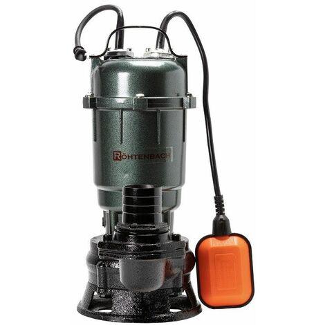 Schmutzwasserpumpe Wilo TMW 32//8-A Tauchpumpe Pumpe Schmutzwasser 8000 l//h