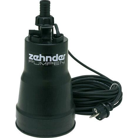 Schmutzwasserpumpe Tauchpumpe Zehnder FSP 330 flachsaugend 5.500 l/h