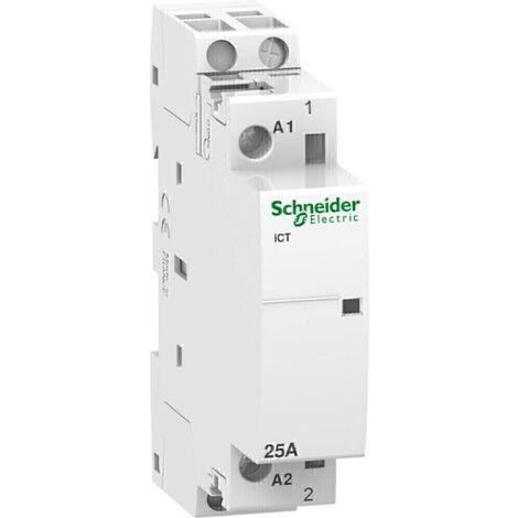 "SCHNEIDER A9C20834 Inst.-Schütz 25A 4S 220-240VAC-""1047760"""
