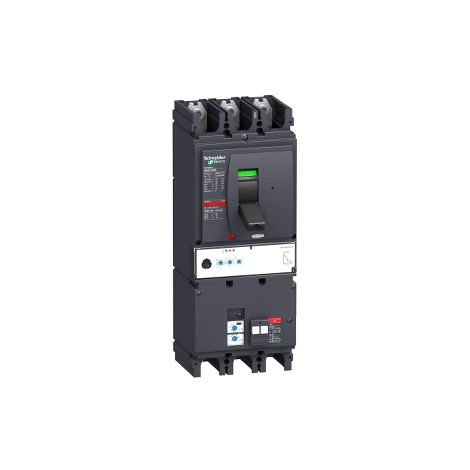 Schneider Breaker LV432733 Vigicompact NSX400N Micrologic 2.3 MB 400A 3P3D
