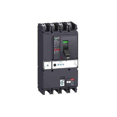 Schneider Breaker LV432734 Vigicompact NSX400N 400A 4P4D - VIGI MB - 2.3 Micrologic