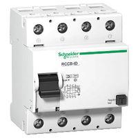 Schneider Electric 16752 Acti 9 RCCB 4P 40A 30mA Type B
