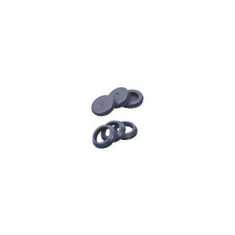 Schneider Electric 3280210 PVC Cable Grommet Standard 20mm Open (Pack of 100)