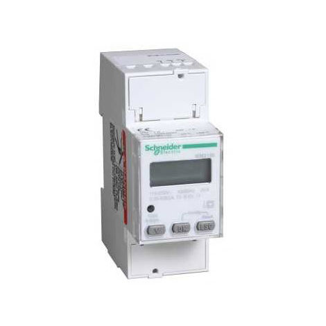 Schneider Electric A9MEM2150 Single Phase kWh Meter 63A Modbus