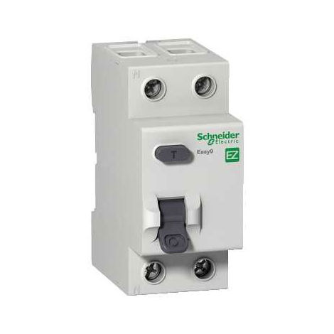 Schneider Electric EZ9R33263 2 Pole Type AC RCCB 63A