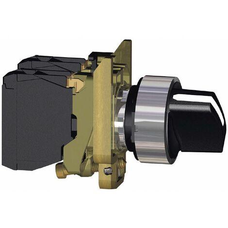 Schneider Electric Harmony XB4BD53 Interruttore Nero 2 x 45 ° 1 pz.