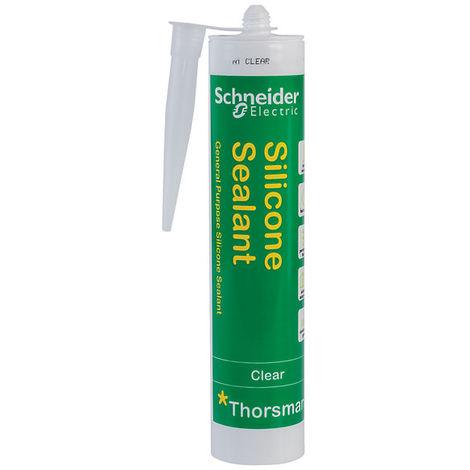 Schneider Electric IMT23025 Thorsman Silicone Sealant Clear 300ml