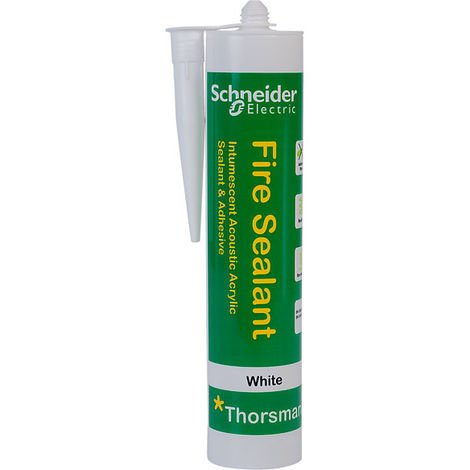 Schneider Electric IMT23027 Thorsman Fire Rated Sealant White 300ml