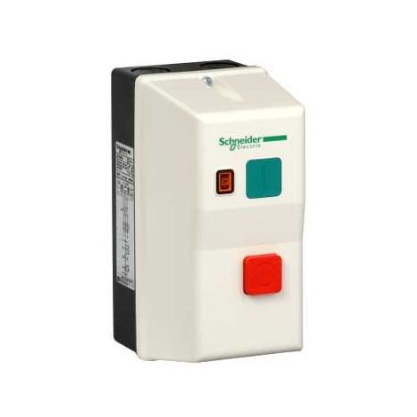 Schneider Electric LE1M35N714 TeSys 3kW 415V 3 Phase Starter Thermal Overload