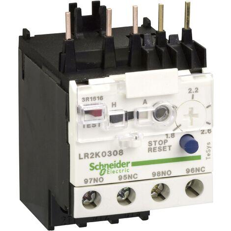 Schneider Electric LR2K0308 Motorschutzrelais 1 Schließer, 1 Öffner 1St. X841211
