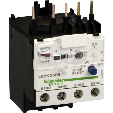 Schneider Electric LR2K0312 Motorschutzrelais 1 Schließer, 1 Öffner 1St. X843521