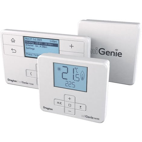 Schneider Electric MT724R9K0900 MiGenie Wish 2 - Dual Channel Thermostat