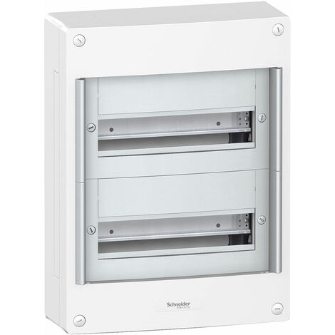Schneider Electric PRA20213 Pragma Surface Enclosure IP30 2x 13 Modules no Door