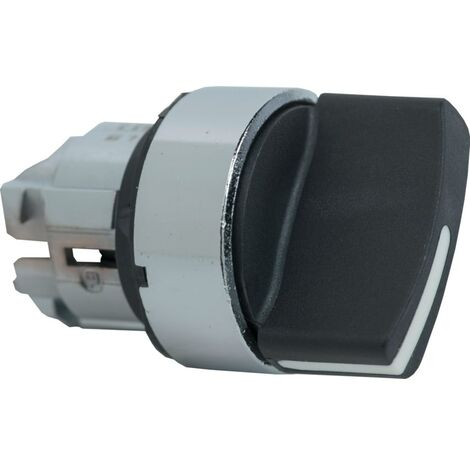 """main image of """"Schneider Electric Rotary Switch, Head Only, 2-Position Stay Put, Standard Handl"""""""