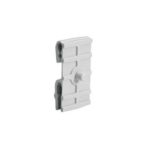 Schneider ENN08162 Agrafe (x10) chemin câble fil acier Mureva Box