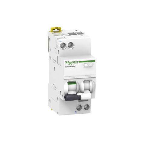 Schneider FI/LS-Schalter iDPN H Vigi 1P+N, 10A, B-Char., 30mA, Typ A, 10kA