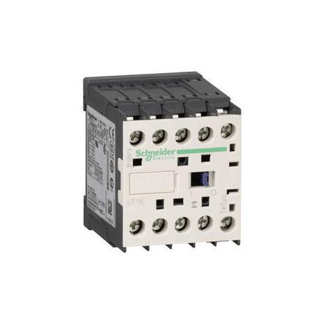 Schneider Leistungsschütz LP1K 3p, +1Ö, 4 kW, 9 A, 400 V AC3, Spule 24 V DC