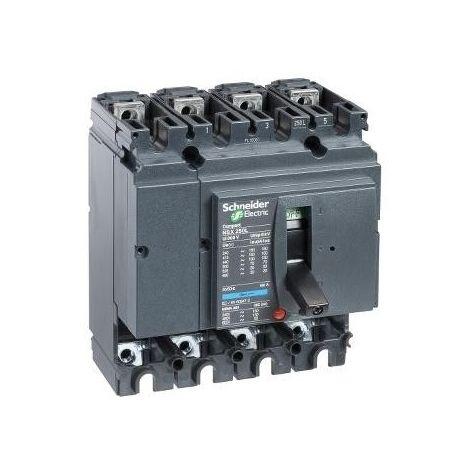 Schneider LV431395 Block geschnitten 4P Compact NSX250B