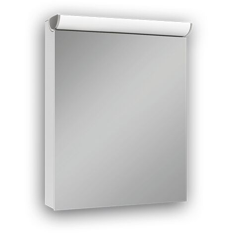 Schneider mirror cabinet FACELine 60 / 1 / LED / L 152.161, execution: EU standard with handles - 152.161.02.50