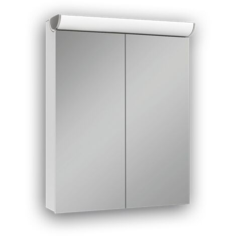 Schneider mirror cabinet FACELine 60 / 2 / LED / R 152.164, execution: EU standard with handles - 152.164.02.50