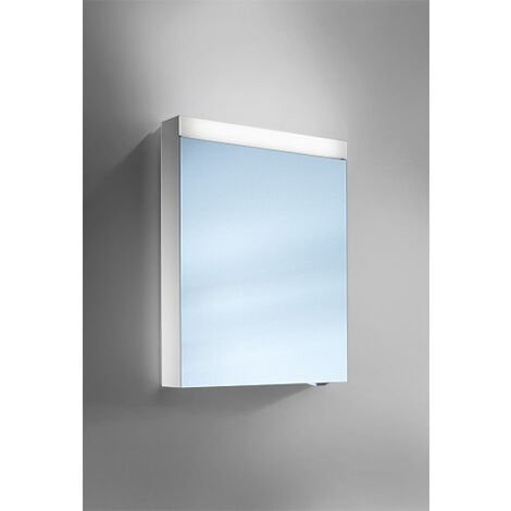 Schneider mirror cabinet PATALine, 161.050, 50/1/LED, execution: EU standard with handles - 161.050.02.02