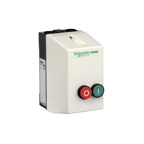 Schneider Motorstarter LE1-D, IP 657 , 5,5kW, 1 Drehr., Tasten 0/1, Sp. 400VAC